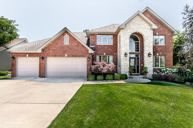 715 Stonebridge Road, Frankfort, IL 60423 (MLS #10052708) :: The Wexler Group at Keller Williams Preferred Realty