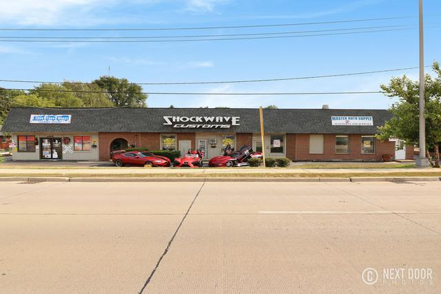 9555 Lincoln Highway, Frankfort, IL 60423 (MLS #10052709) :: Domain Realty