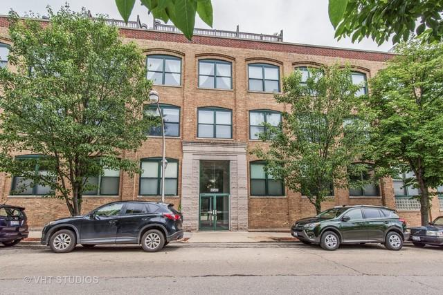 3201 N Ravenswood Avenue #303, Chicago, IL 60657 (MLS #10052746) :: Leigh Marcus   @properties