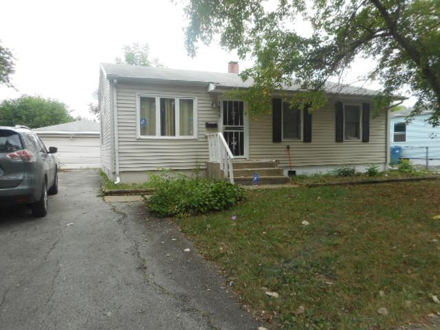 1855 224th Street, Sauk Village, IL 60411 (MLS #10052752) :: The Jacobs Group