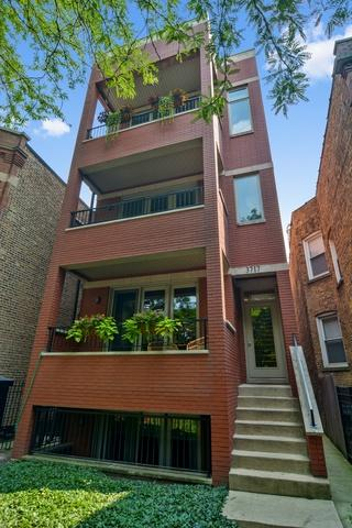 3717 N Damen Avenue #1, Chicago, IL 60618 (MLS #10052828) :: Domain Realty