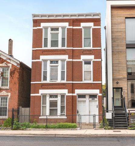 1815 W Augusta Boulevard, Chicago, IL 60622 (MLS #10052835) :: The Perotti Group