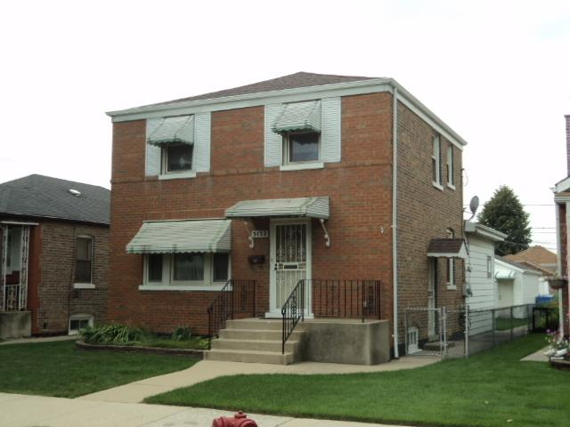 5132 S Hamlin Avenue, Chicago, IL 60632 (MLS #10052849) :: Domain Realty
