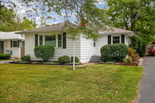 5741 Washington Street, Downers Grove, IL 60516 (MLS #10052872) :: Domain Realty