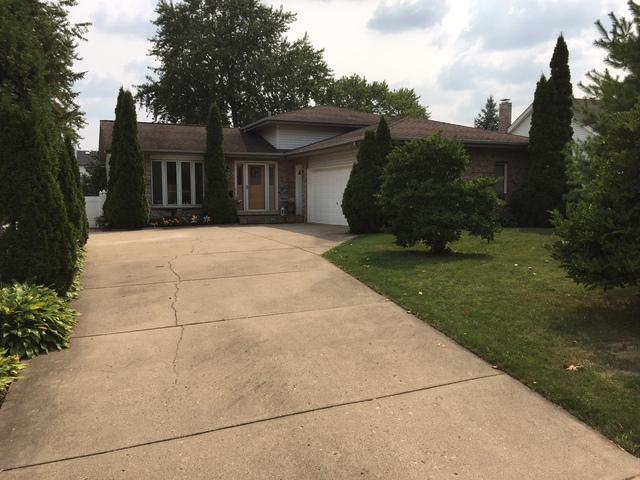 450 W Hillside Drive, Bensenville, IL 60106 (MLS #10052922) :: The Jacobs Group