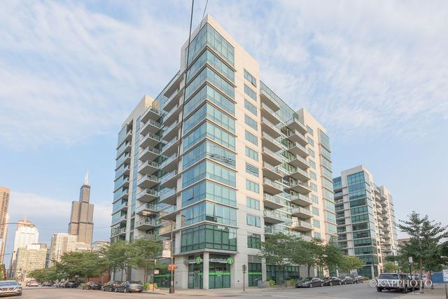 125 S Green Street 605A, Chicago, IL 60607 (MLS #10052975) :: Domain Realty