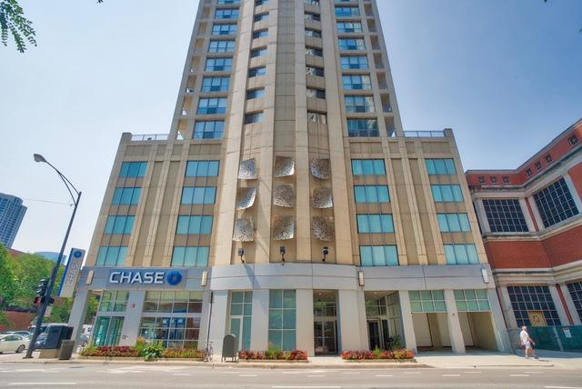 600 N Dearborn Street #1409, Chicago, IL 60654 (MLS #10052980) :: The Perotti Group