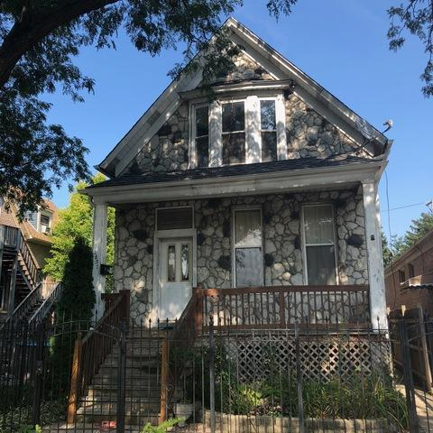 2037 N Tripp Avenue, Chicago, IL 60639 (MLS #10052999) :: The Spaniak Team