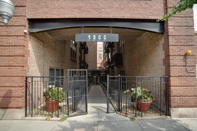 1500 W Monroe Street #507, Chicago, IL 60607 (MLS #10053016) :: Property Consultants Realty