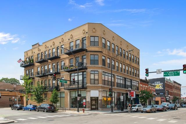 1400 N Milwaukee Avenue #403, Chicago, IL 60622 (MLS #10053057) :: The Perotti Group