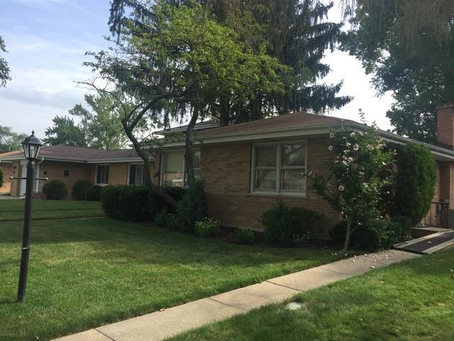 9217 Odell Avenue, Morton Grove, IL 60053 (MLS #10053064) :: Littlefield Group