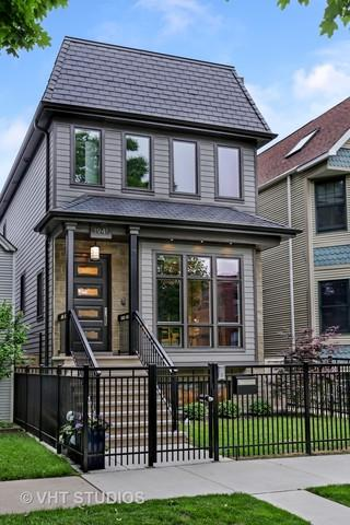1941 W George Street, Chicago, IL 60657 (MLS #10053089) :: Domain Realty