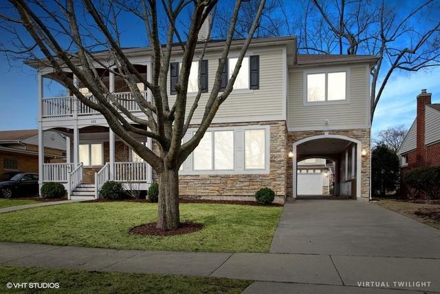 222 N Yale Avenue, Arlington Heights, IL 60005 (MLS #10053097) :: The Jacobs Group