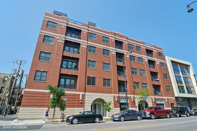 2740 W Armitage Avenue 506S, Chicago, IL 60647 (MLS #10053103) :: Domain Realty