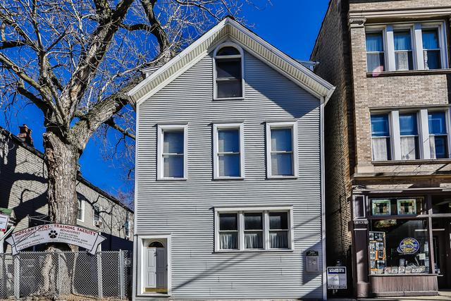 2140 W Belmont Avenue 1F, Chicago, IL 60618 (MLS #10053146) :: Touchstone Group