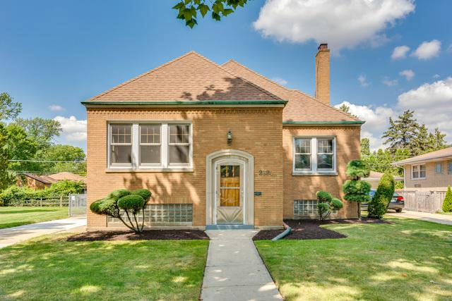 2324 S 14th Avenue, North Riverside, IL 60546 (MLS #10053167) :: The Jacobs Group