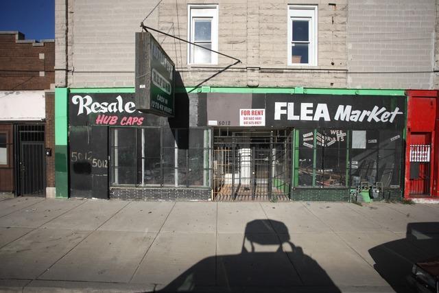 5012 Ashland Avenue, Chicago, IL 60609 (MLS #10053266) :: Domain Realty
