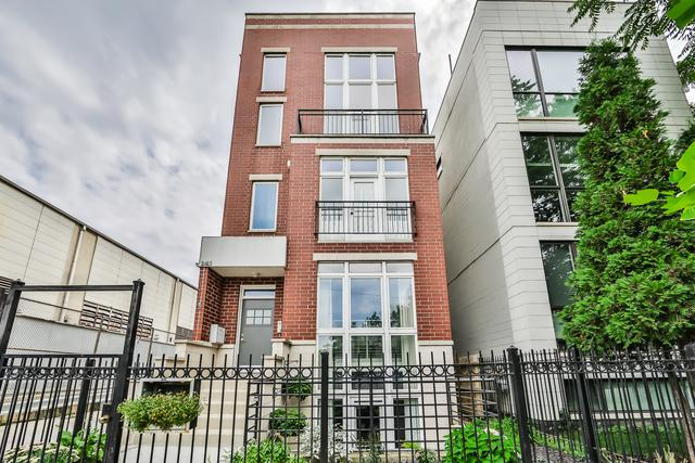 2413 W Haddon Avenue #1, Chicago, IL 60622 (MLS #10053281) :: The Perotti Group