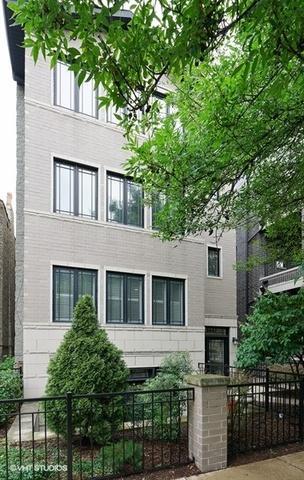 3647 N Damen Avenue G, Chicago, IL 60618 (MLS #10053315) :: Domain Realty