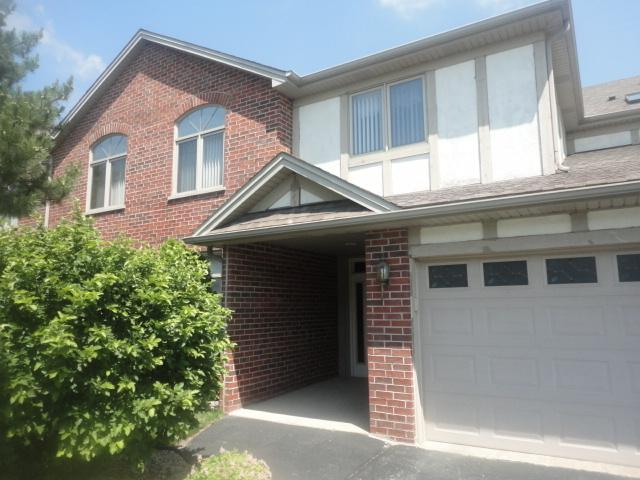 6244 Misty Pines Drive #2, Tinley Park, IL 60477 (MLS #10053330) :: Littlefield Group