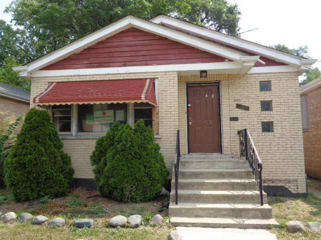 7143 S Hoyne Avenue, Chicago, IL 60636 (MLS #10053340) :: Littlefield Group