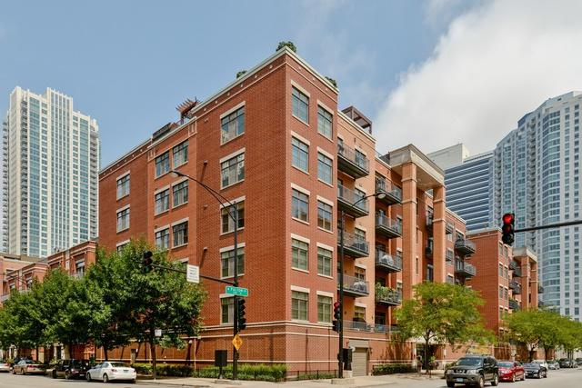 560 W Fulton Street #506, Chicago, IL 60661 (MLS #10053347) :: Domain Realty