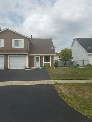 1822 Goddard Lane, Hanover Park, IL 60133 (MLS #10053348) :: Domain Realty