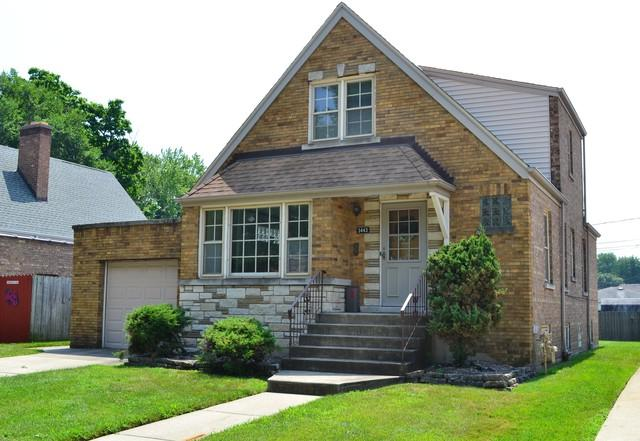 3443 W 112th Place, Chicago, IL 60655 (MLS #10053359) :: The Spaniak Team