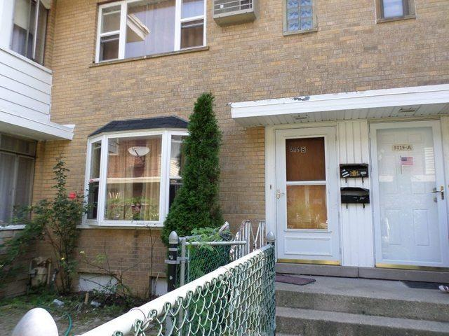 5115 N Springfield Avenue B, Chicago, IL 60625 (MLS #10053375) :: Domain Realty