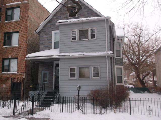 7511 S Stewart Avenue, Chicago, IL 60620 (MLS #10053405) :: Domain Realty