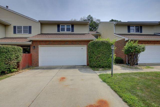 201 S West Union Street, MONTICELLO, IL 61856 (MLS #10053425) :: Ryan Dallas Real Estate