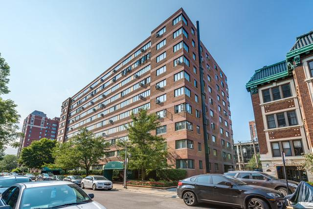 700 W Bittersweet Place #806, Chicago, IL 60613 (MLS #10053461) :: Domain Realty