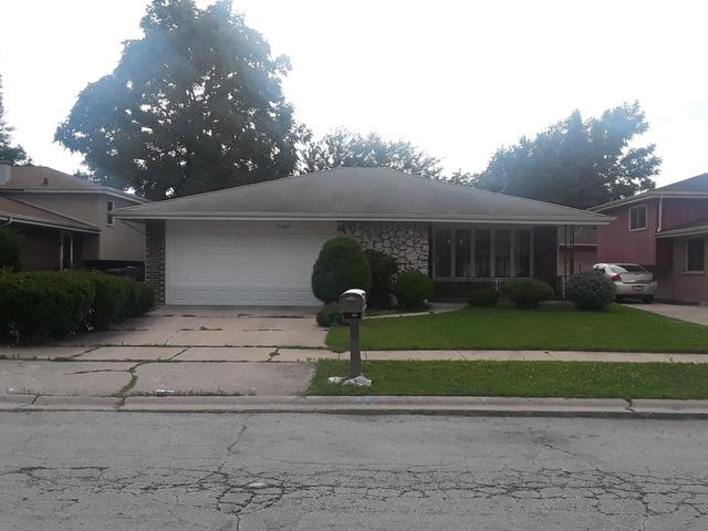 15722 E End Avenue, Dolton, IL 60419 (MLS #10053463) :: The Jacobs Group