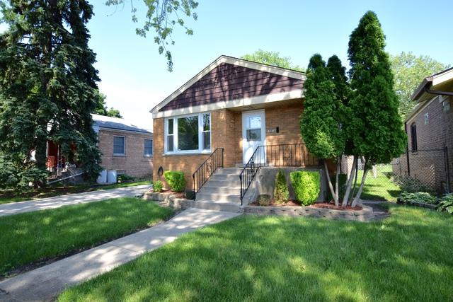 8803 S Albany Avenue, Evergreen Park, IL 60805 (MLS #10053504) :: Littlefield Group