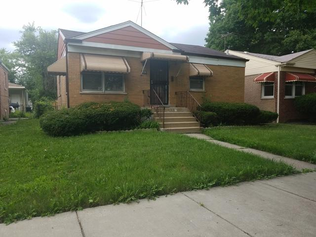 438 W 126th Place, Chicago, IL 60628 (MLS #10053523) :: Littlefield Group