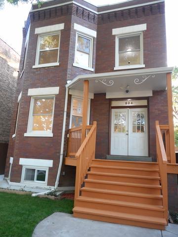 604 N Leclaire Avenue, Chicago, IL 60644 (MLS #10053531) :: Littlefield Group