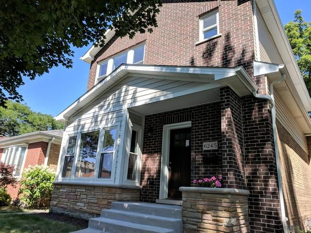 6245 N Tripp Avenue, Chicago, IL 60646 (MLS #10053552) :: Domain Realty
