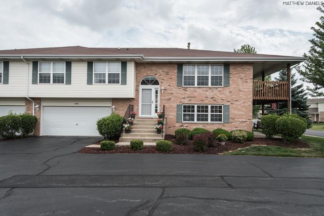 8442 Kirby Drive, Tinley Park, IL 60487 (MLS #10053587) :: The Wexler Group at Keller Williams Preferred Realty