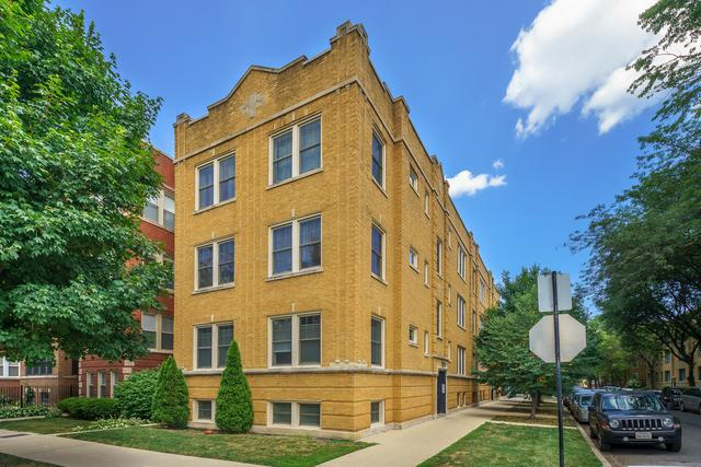 2656 W Gunnison Street #3, Chicago, IL 60625 (MLS #10053656) :: Littlefield Group