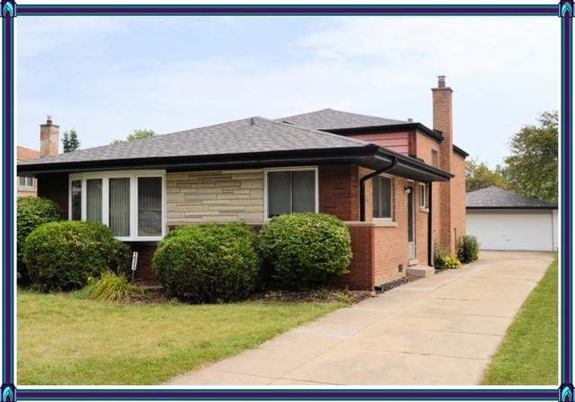 16313 Greenwood Avenue, South Holland, IL 60473 (MLS #10053748) :: The Jacobs Group