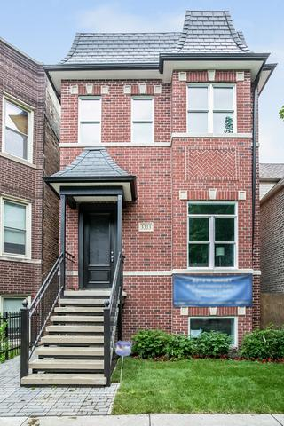 3313 N Oakley Avenue, Chicago, IL 60618 (MLS #10053759) :: Touchstone Group