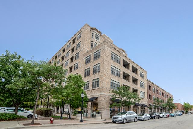 10 S Dunton Avenue #608, Arlington Heights, IL 60005 (MLS #10053781) :: Littlefield Group