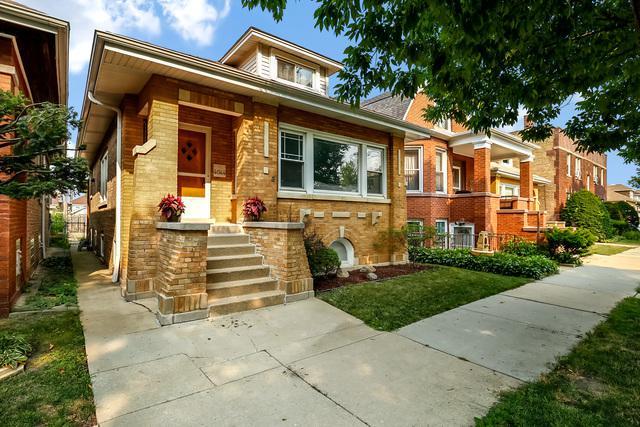 4044 N Marmora Avenue, Chicago, IL 60634 (MLS #10053794) :: Domain Realty