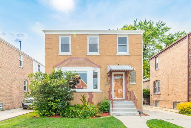 3416 N Octavia Avenue, Chicago, IL 60634 (MLS #10053806) :: Domain Realty
