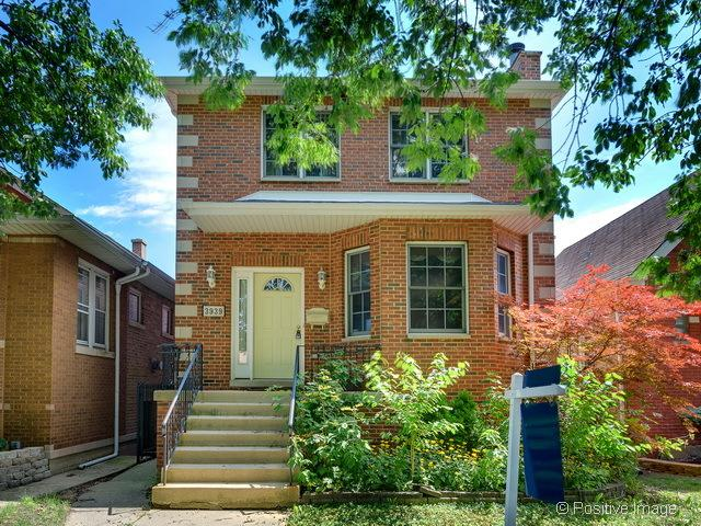 3939 N Ottawa Avenue, Chicago, IL 60634 (MLS #10053821) :: Littlefield Group