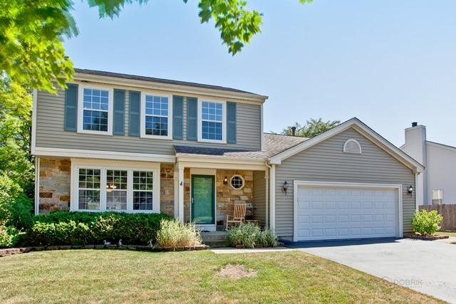 1040 Brittany Road, Lake Zurich, IL 60047 (MLS #10053852) :: The Jacobs Group
