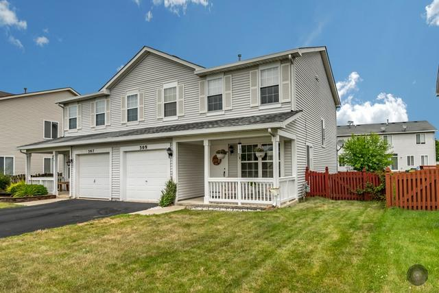 309 Richfield Trail, Romeoville, IL 60446 (MLS #10053876) :: The Wexler Group at Keller Williams Preferred Realty