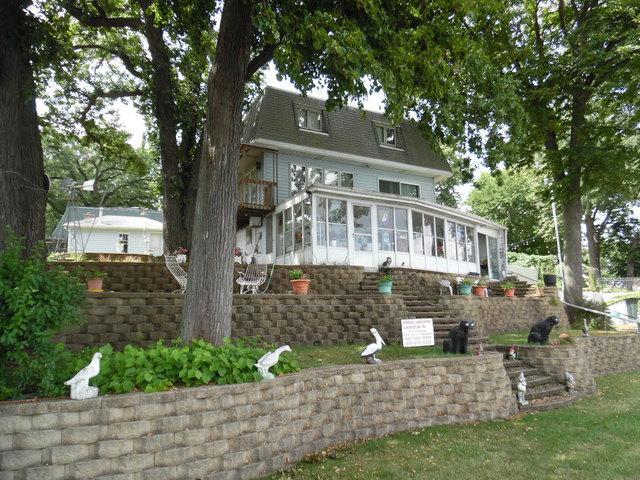 169 Riverside Island Drive, Fox Lake, IL 60020 (MLS #10053896) :: The Jacobs Group