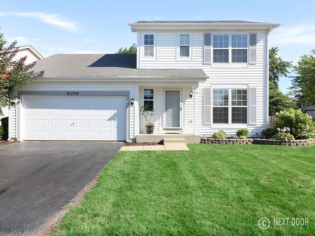 21712 W Jennings Court, Plainfield, IL 60544 (MLS #10053999) :: The Wexler Group at Keller Williams Preferred Realty