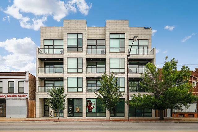 2550 W Fullerton Avenue 4E, Chicago, IL 60647 (MLS #10054094) :: The Perotti Group